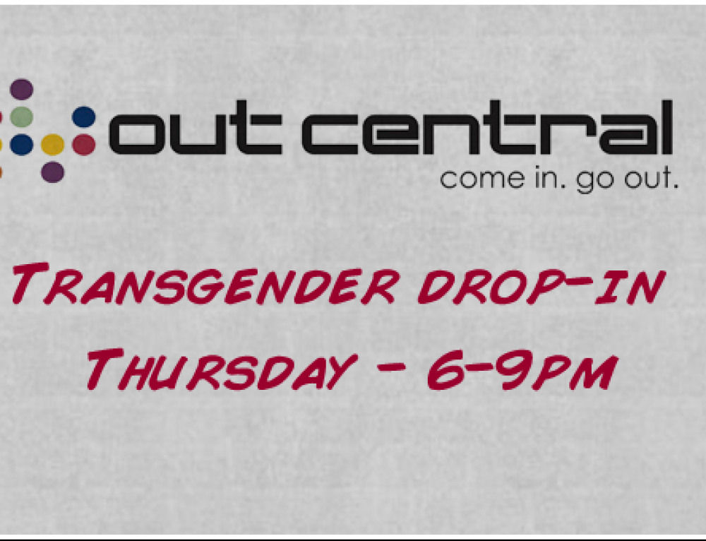 Transgender Drop-In @ OutCentral