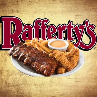 Rafferty's Night Out Dinner, April 19th @ 7pm